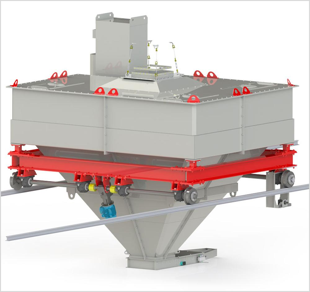 Milpro Weight Lorry - Grain Handling Systems - LMM